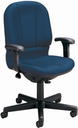 ofm contoured office computer chair [640] JTCDBHU